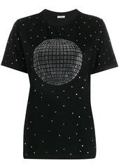 P.A.R.O.S.H. studded short-sleeve T-shirt