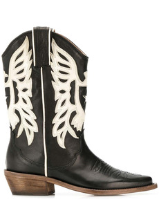 P.A.R.O.S.H. Western boots