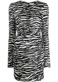 P.A.R.O.S.H. zebra print dress