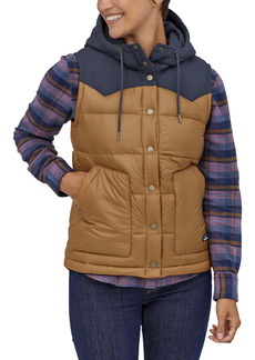 Patagonia Bivy 600 Fill Power Down Hooded Vest