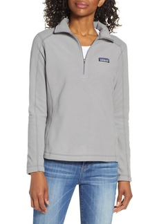 Patagonia Micro D® Quarter-Zip Fleece Pullover