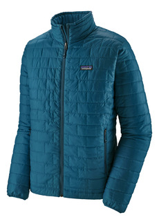 Patagonia Nano Puff® Water Repellent 700 Fill Power Down Puffer Jacket