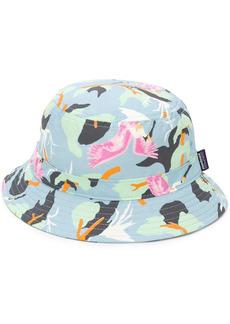 Patagonia Wavefarer bird print bucket hat