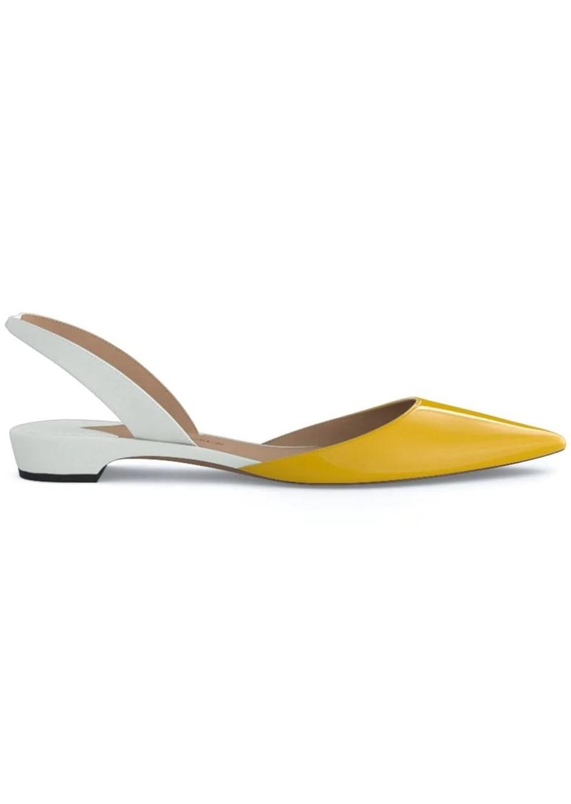 Paul Andrew Rhea 15 ballerina shoes