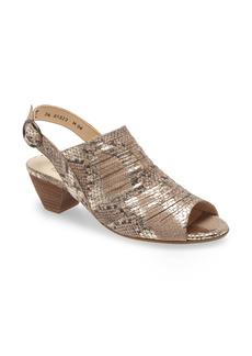 Paul Green Cheri Slingback Sandal (Women)