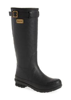 Pendleton Embossed Tall Waterproof Rain Boot (Women)