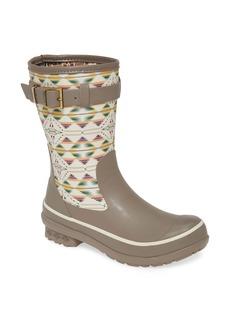 Pendleton Falcon Cove Short Waterproof Rain Boot (Women)