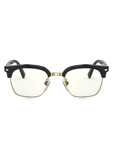 Persol 53MM Round Optical Glasses