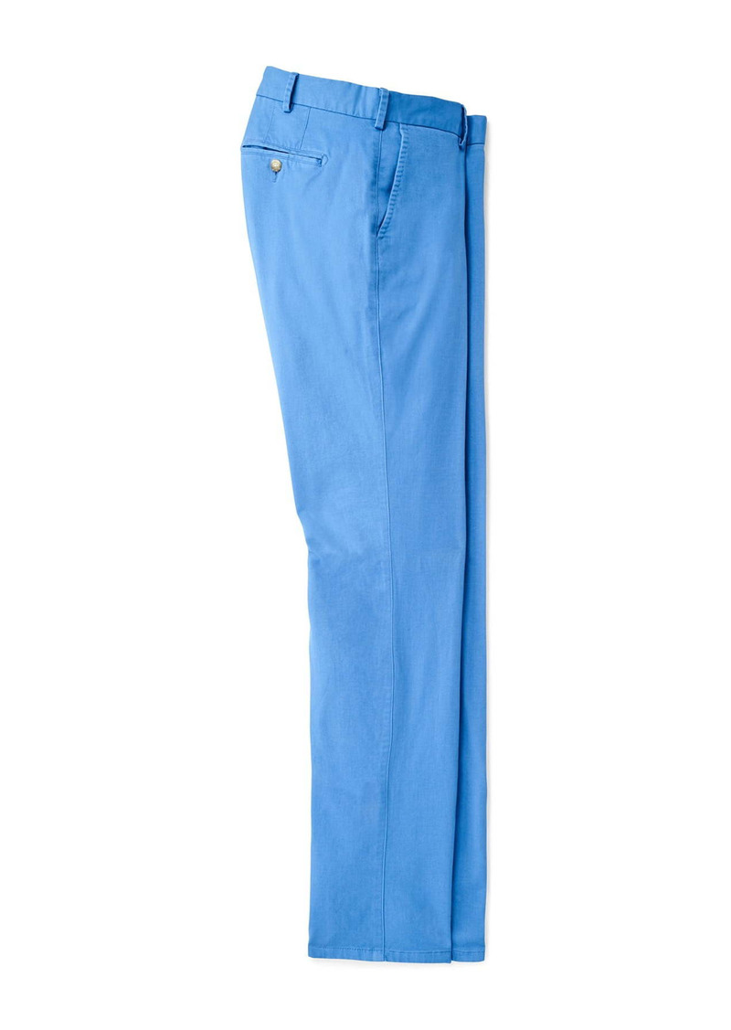 Peter Millar Flat Front Trousers