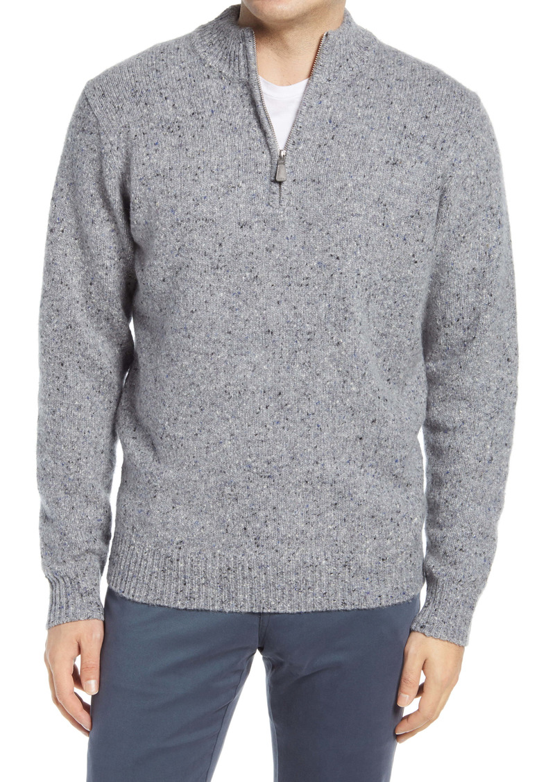 Peter Millar Donegal Quarter Zip Pullover