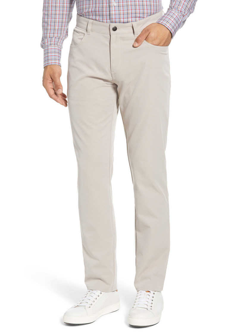 Peter Millar Five-Pocket Performance Pants