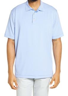 Peter Millar Jubilee Stripe Short Sleeve Stretch Jersey Polo