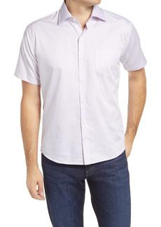 Peter Millar Okeechobee Short Sleeve Button-Up Shirt