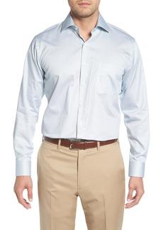 Peter Millar Tic Tac Jacks Regular Fit Sport Shirt