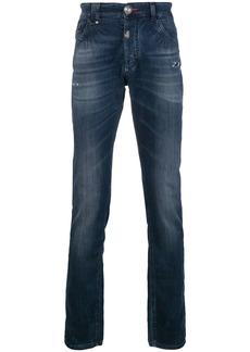 Philipp Plein Alexia distressed skinny jeans