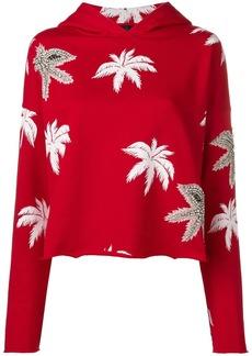 Philipp Plein Aloha hooded sweatshirt