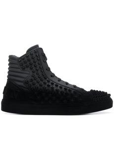 Philipp Plein Burning Together hi-top sneakers