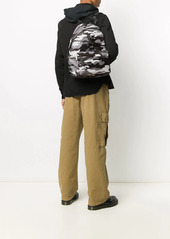 Philipp Plein camouflage backpack