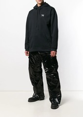 Philipp Plein coated ski trousers