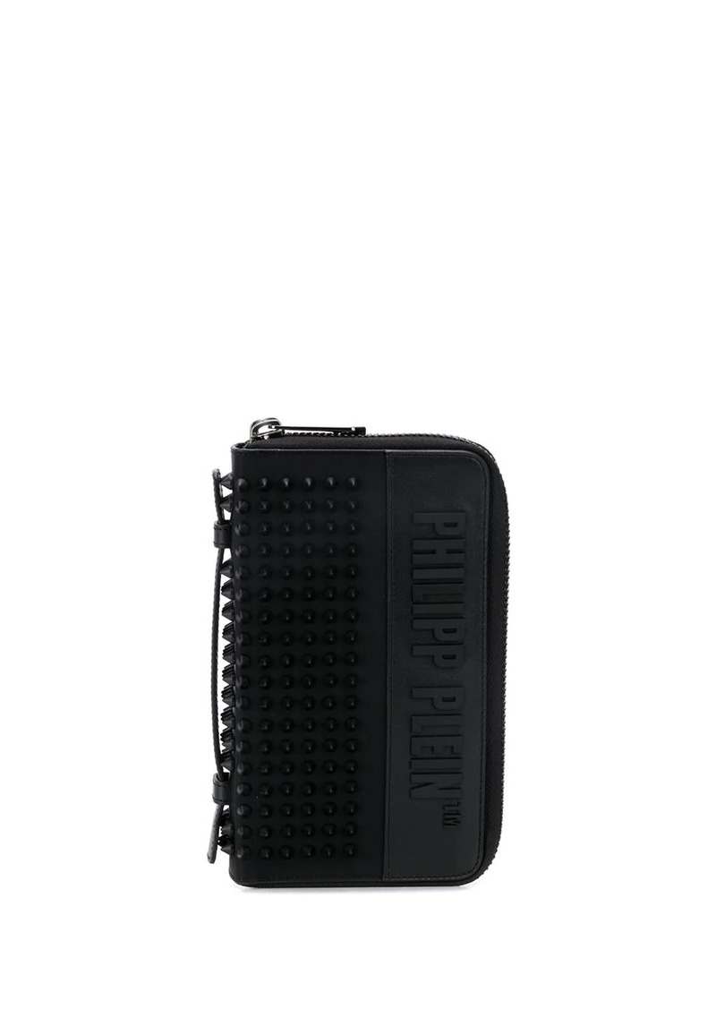 Philipp Plein Continental studded wallet