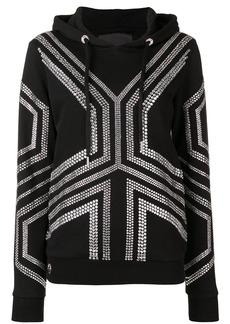 Philipp Plein embellished hoodie