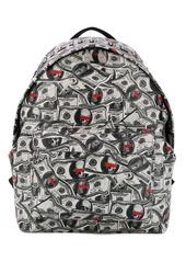 Philipp Plein dollar bill backpack