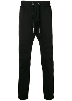 Philipp Plein embroidered track pants