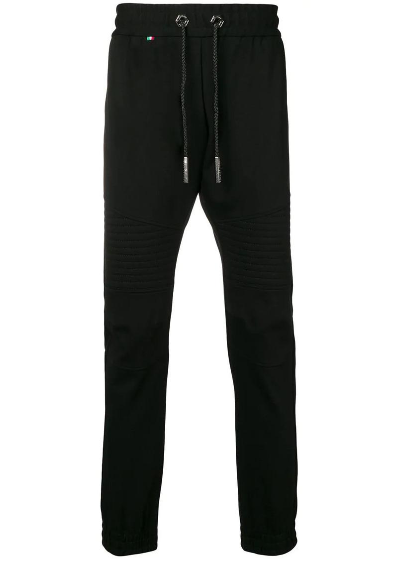 Philipp Plein embroidered track pants