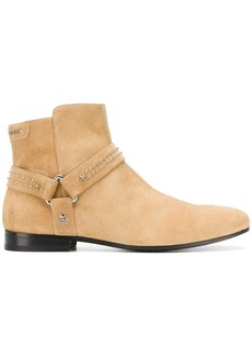 Philipp Plein Fingers ankle boots
