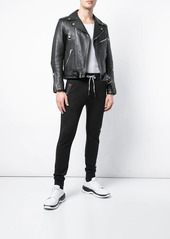 Philipp Plein fitted track trousers