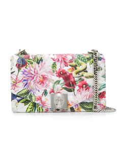 Philipp Plein floral print shoulder bag
