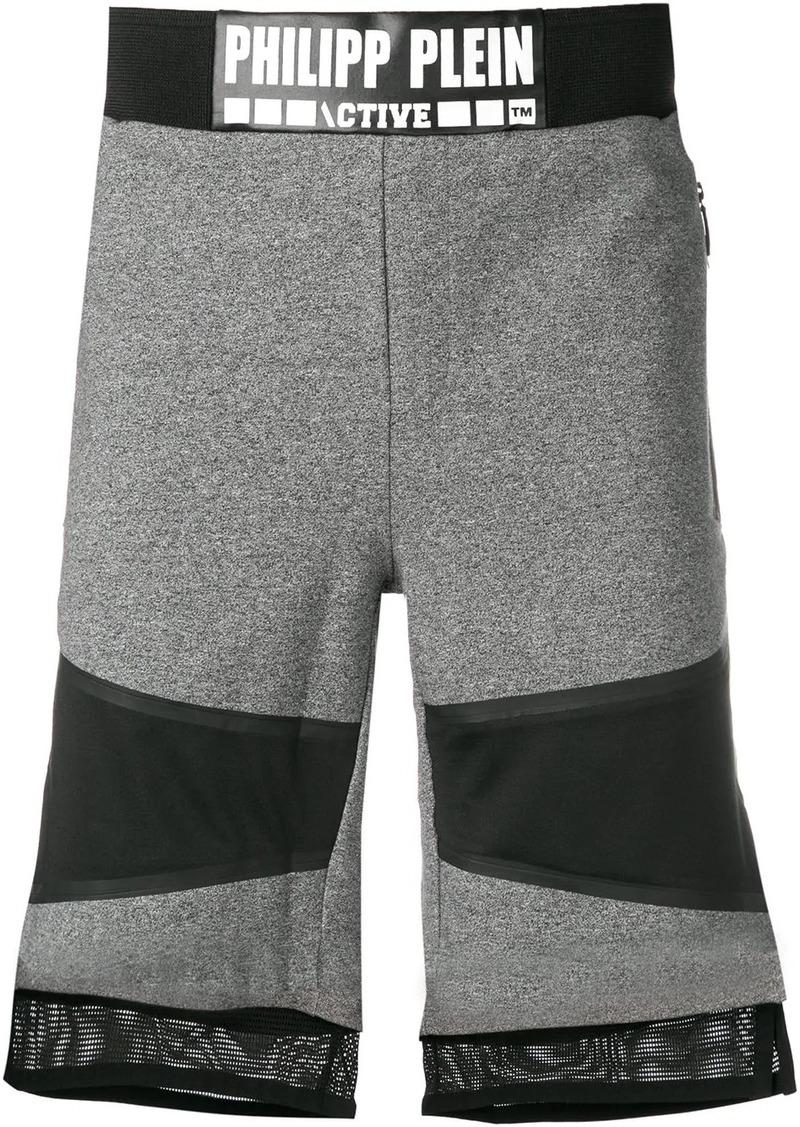Philipp Plein grey track pants