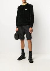 Philipp Plein Imperial Plein drawstring-waist shorts