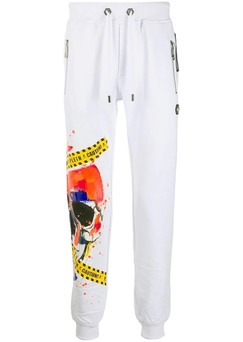 Philipp Plein jogging skull trousers