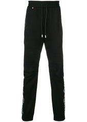Philipp Plein logo band track pants