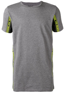 Philipp Plein logo stripe T-shirt