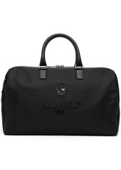 Philipp Plein logo top-handle tote