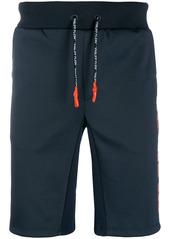 Philipp Plein logo track shorts