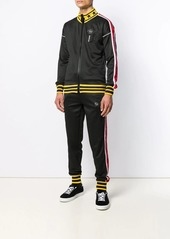 Philipp Plein logo waistband track pants