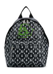 Philipp Plein Monogram backpack