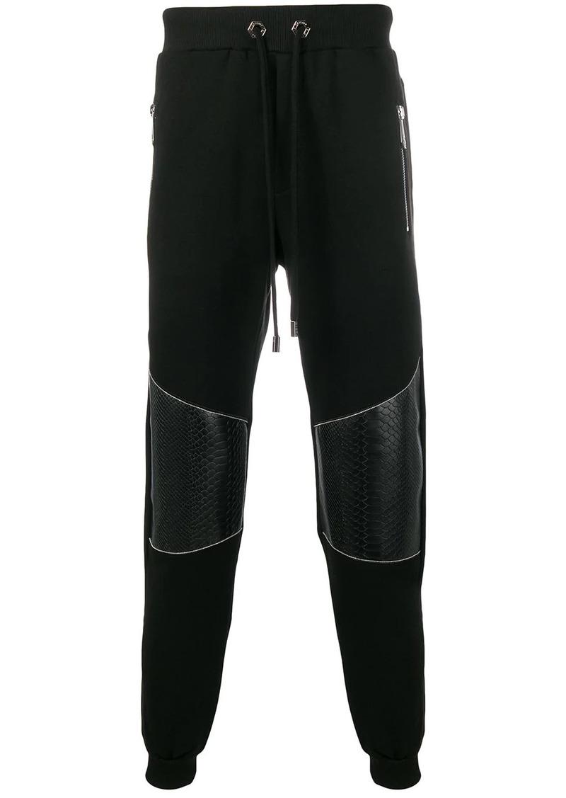 Philipp Plein panelled track pants
