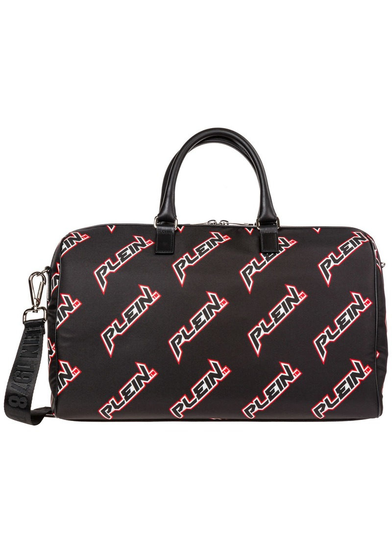 Philipp Plein Space Plein Duffle Bag