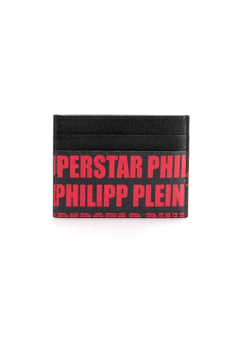 Philipp Plein TM credit card holder