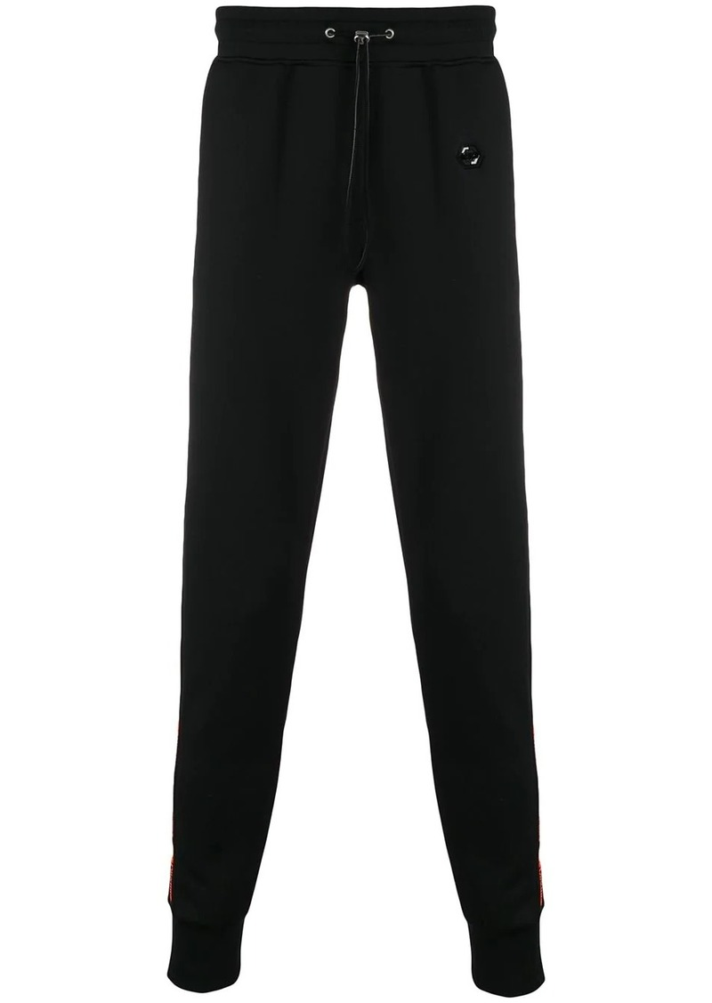 Philipp Plein relaxed track trousers