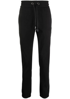 Philipp Plein rhinestone-embellished track pants