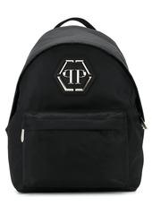 Philipp Plein satin-shell backpack