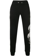 Philipp Plein side zip track pants