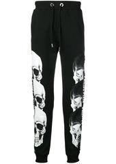 Philipp Plein skull icon joggers