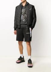 Philipp Plein Skull jogging shorts