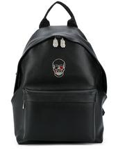 Philipp Plein Skull plaque backpack